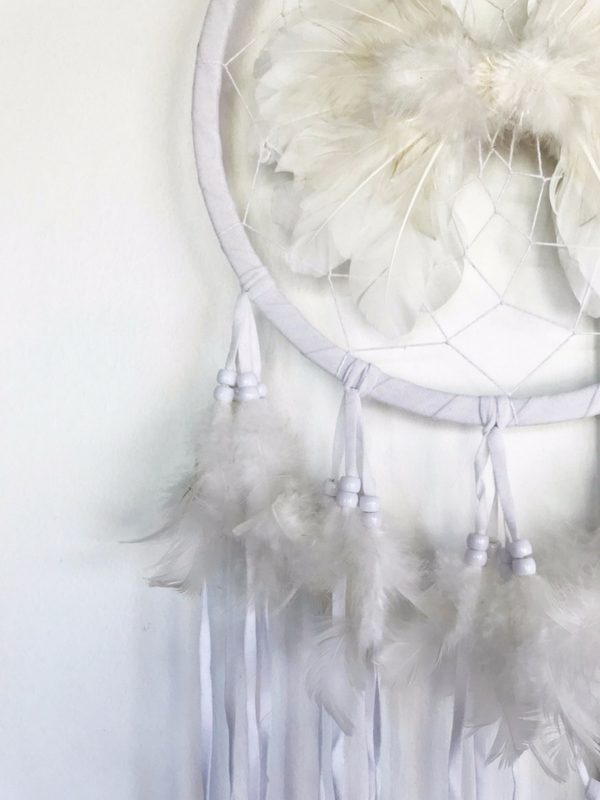 angel dreamcatcher
